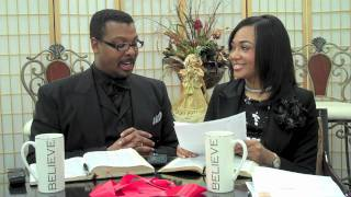 Bishop Thomas Weeks III and Prophetess Christina Glenn Weeks Show YCBAN season 2 show 4 part 2