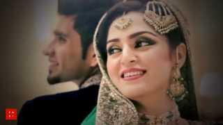 getlinkyoutube.com-Hamza and Nayab Islamabad Mehndi Highlights by fabistudios Pakistan