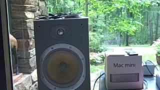 getlinkyoutube.com-NAD + B&W + CIAUDIO DAC = My Audiofile System