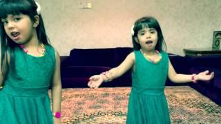 getlinkyoutube.com-موجوع قلبي + دمدومه / رقص احلى توام
