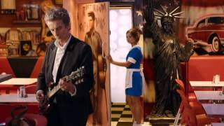 getlinkyoutube.com-I think that it's called... Clara (Doctor Who - Hell Bent Guitar Music)
