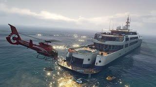 GTA 5: how to get a yacht - (GTA 5 yacht)