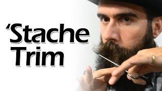 getlinkyoutube.com-How to Trim a Mustache