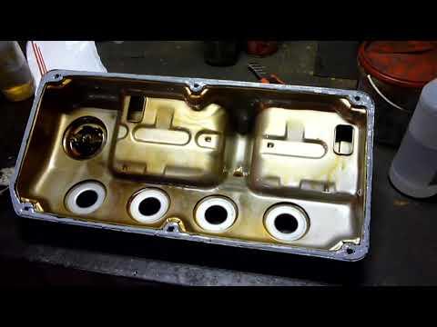 Как устранить подтекание масла из под клапанной крышки на автомобиле BYD F3