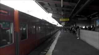 getlinkyoutube.com-大阪環状線桜ノ宮駅発車メロディー(大塚愛「さくらんぼ」)→201系発車→221系到着