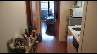 getlinkyoutube.com-Japan Apartment Tour - Studio in Tokyo