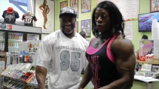 getlinkyoutube.com-Dexter  The Blade  Jackson   The Road To Mr Olympia 2016  It's Showtime!