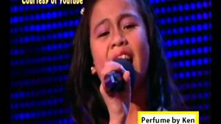 getlinkyoutube.com-Young Pinay singer received standing ovation from Simon Cowell