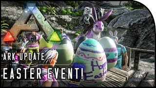 getlinkyoutube.com-ARK: Survival Evolved EASTER EVENT GAMEPLAY! (COSTUMES, DODOREX, MORE!)