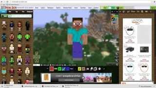 getlinkyoutube.com-[Pongzer] วิธีสร้างสกิน Minecraft ด้วยตัวคุณเอง