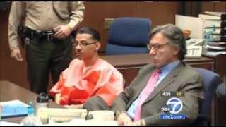 getlinkyoutube.com-Jamiel Shaw murder: Pedro Espinoza sentenced to death