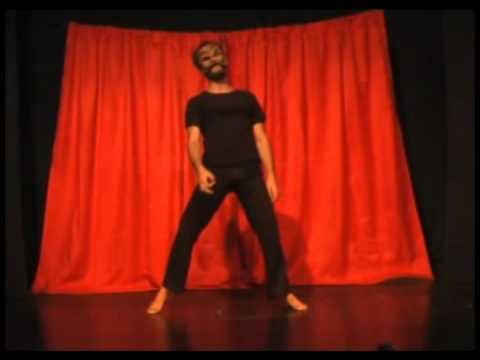 Demonstração de Máscaras - Teatro Zabriskie