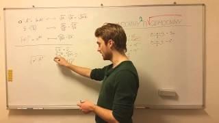Matematika - příprava na státní maturitu - mocniny a odmocniny