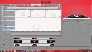 getlinkyoutube.com-Sony Vegas • [Another] 3D Cube • Tutorial