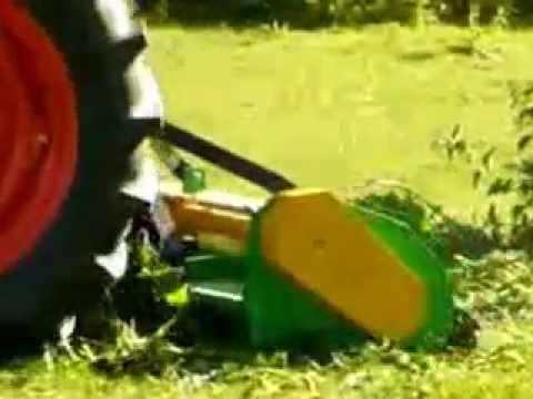       FLAIL MOWER