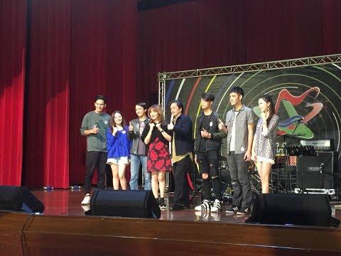 A-Line巨星挑戰賽2 讓世界看到你在!! 第四場 10/29台北世新大學大禮堂
