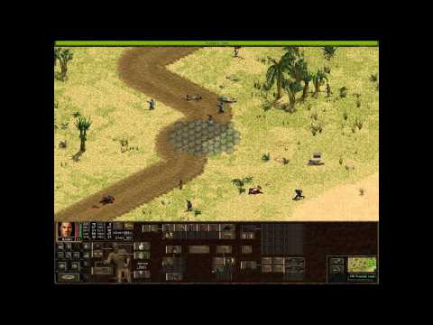 Let's Play Jagged Alliance 2 1.13 Interactively - CXXX - Operation Razorback - Inch By Inch