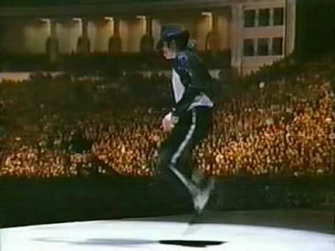 Billie Jean - Bucharest '92 (BBC)