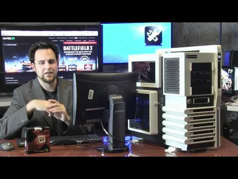 AMD FX-8120 Bulldozer Benchmark