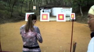 getlinkyoutube.com-Shooting Traditional Korean Archery
