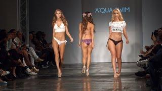 getlinkyoutube.com-Aqua Swim Wear LA Fashion Show