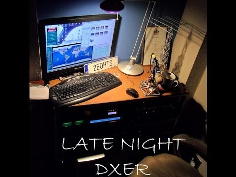 Ham Radio - Late Night DXer