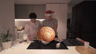 How to bake with James & Brad