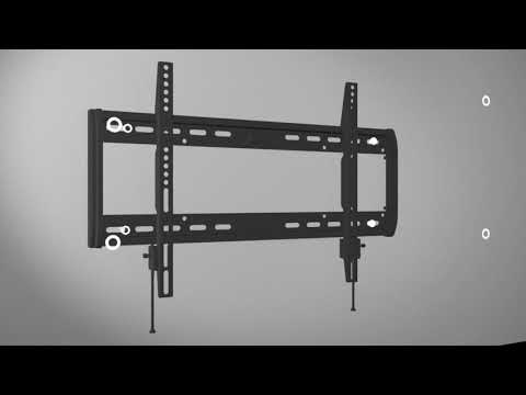 "Crest 37""-80"" Tilt Motion TV Wall Mount"