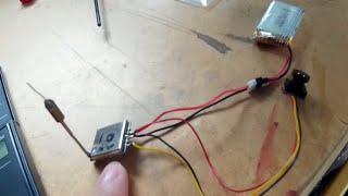 getlinkyoutube.com-SYMA X8C QUADCOPTER DIY 5.8ghz FPV SETUP
