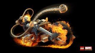 getlinkyoutube.com-LEGO Marvel Super Heroes - Ghost Rider Gameplay
