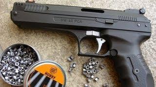 Beeman P3 - Weihrauch HW40 Air Pistol