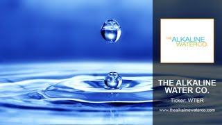 Interview with the CEO or Alkaline Water