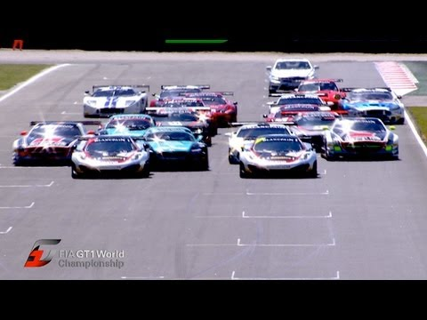 Spain - GT1 Navarra Championship Race Watch Again | GT World 27/05/2012