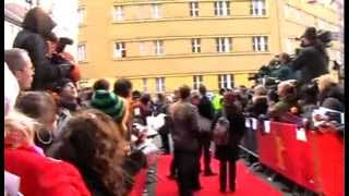 RG.us on the Red Carpet of the Cherrybomb World Premiere at the Berlin Film Festival 2009 Pt.1