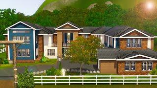 getlinkyoutube.com-Sims 3 Speed Build - Sunrise Villa
