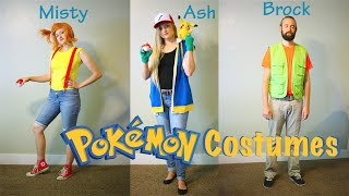 download video pokemon ash ketchum costume