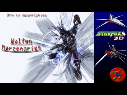 Star Fox 64 (3D) Remix - Wolfen Mercenaries [Star Wolf]