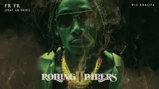 Wiz Khalifa - Fr Fr feat. Lil Skies [Official Audio] width=