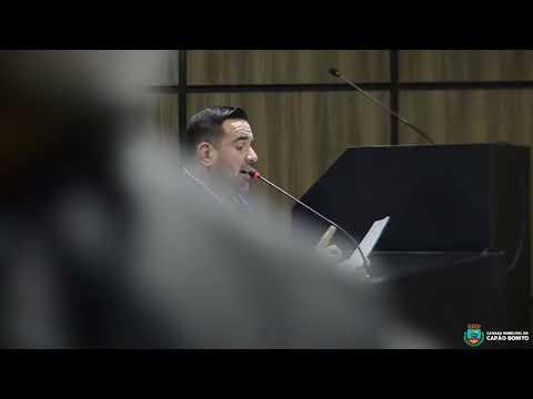 Sessão Ordinária do dia 11 de setembro de 2018