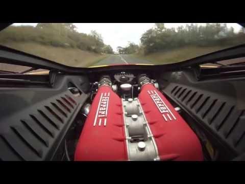 Mercedes SLS AMG, Lamborghini et Ferrari 458 Italia: Making of