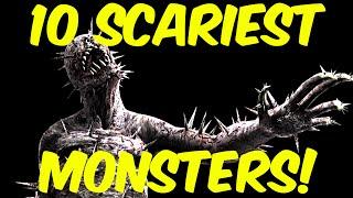 getlinkyoutube.com-Top 10 Scariest Monsters In Video Games