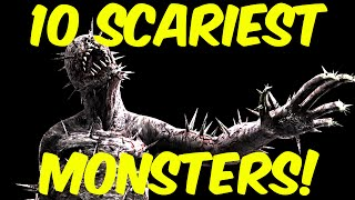Top 10 Scariest Monsters In Video Games