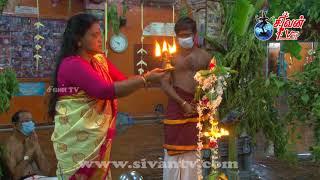 ஏழாலை வசந்தநாகபூசணி அம்பாள் திருக்கோவில் தேர்த்திருவிழா 27.01.2021