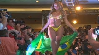 Miss Bumbum, el concurso que elige el mejor trasero de Brasil