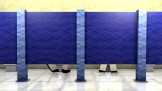 getlinkyoutube.com-FART CONTEST! | Minecraft Animation
