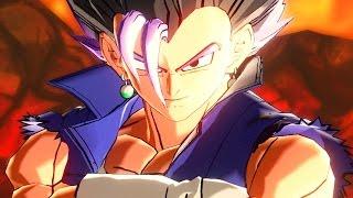 getlinkyoutube.com-VEGENKS & GOHANKS - Dragon Ball Xenoverse Mods