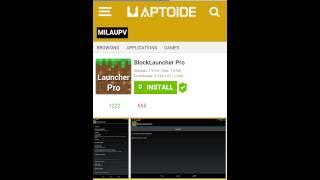 getlinkyoutube.com-How to download blocklauncher pro free
