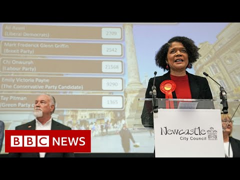 BBC News:First results: Labour hold Newcastle constituency - BBC News