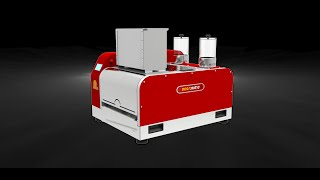 Automatic Table top dosa making machine (NEW) by Mukunda Foods width=