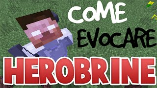 Come evocare Herobrine in Minecraft Vanilla + BATTAGLIA